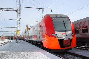О поезде Ласточка