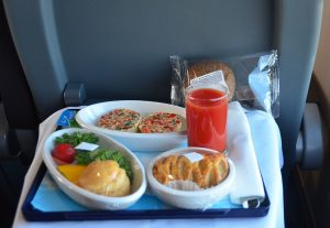 Питание в поезде
