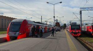 Как нумеруются составы поездов Ласточка