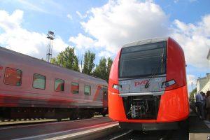 Особенности посадки в поезд Ласточка