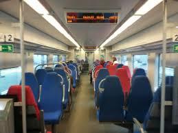 Оснащение вагонов в Ласточке