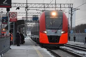 За первое полугодие выросло количество пассажиров скоростных поездов