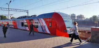 Тарифы на поезд Ласточка