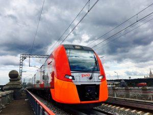 Скидки на поезд Ласточка
